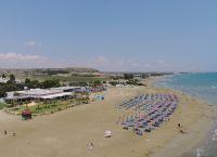 Пляж около Декелии