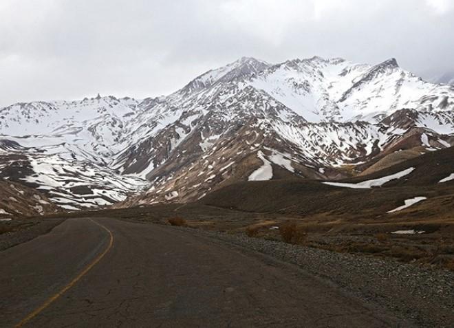 Дорога к Лас Леньяс