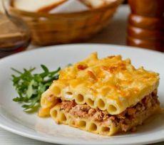 jak gotować lasagne z makaronu