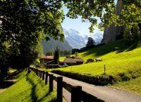 Природа Лаутербруннена