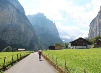 Велопрогулки по Лаутербруннену