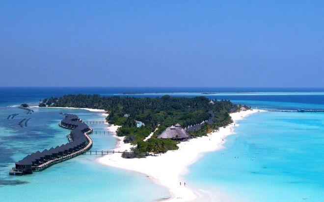 Отель Kuredu Island Resort