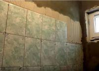 Постављање плочица у купатилу10