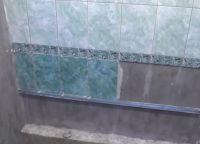 Постављање плочица у купатилу26