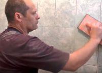Постављање плочица у купатилу43