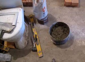 Постављање плочица у купатилу4