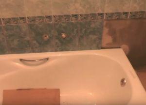 Постављање плочица у купатилу72