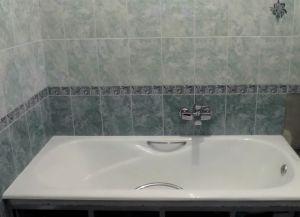Постављање плочица у купатилу73