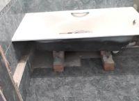 Постављање плочица у купатилу74