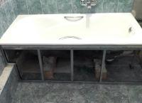 Постављање плочица у купатилу76