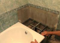 Постављање плочица у купатилу78