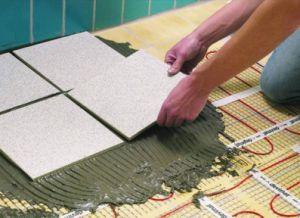 Postavljanje pločice na podu4