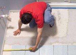 Postavljanje pločice na podu5