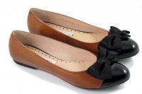 Kožené baletní boty 2