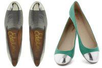Kožené baletní boty 4