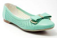 Kožené baletní boty 5