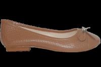 Kožené baletní boty 6