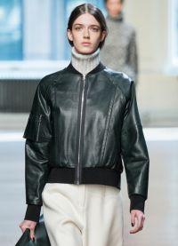 кожени якета мода 2015 2