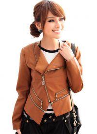кожени якета мода 2015 5