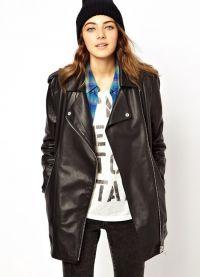 кожени якета мода 2015 8