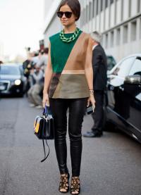 kožené kalhoty 2014 4