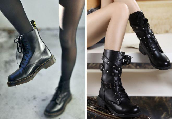 ženske jeseni kožne cipele