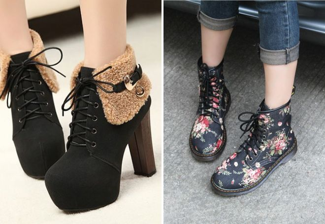 ženske kožne čipke za cipele