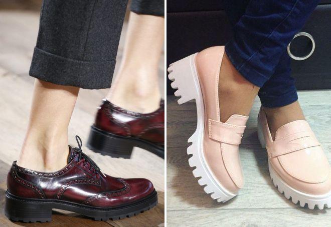 ljetne kožne cipele