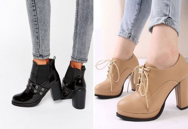 kožne cipele za žene