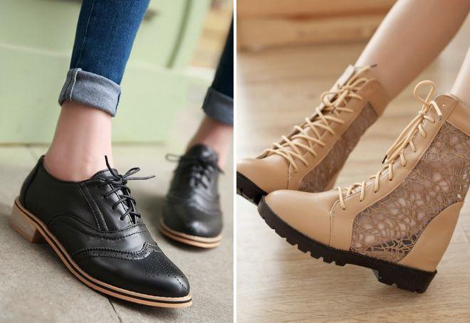 jesen kožne cipele