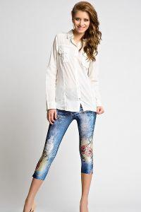 Leggings jeans 2