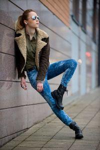 Leggings jeans 7