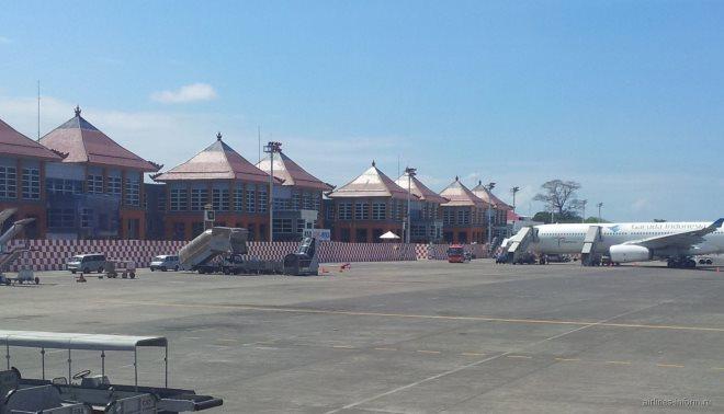 Аэропорт Денпасар