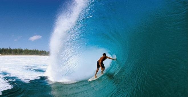 Серфинг Легиан