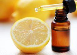 лимон за избелване на ноктите