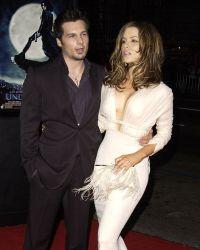 Лен Уайзман и Кейт Бекинсейл встретились на съемках фильма