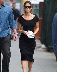 Кейт на прошлой неделе в Нью-Йорке