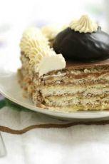 како да пеки Лењинградску торту
