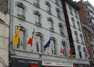 Отель Husa De La Couronne Liege
