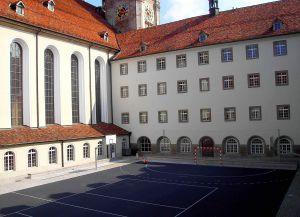 Вид на библиотеку с улицы