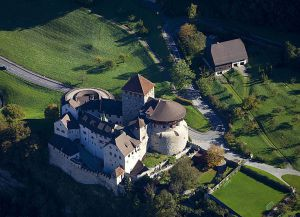 Liechtenstein - Atrakcje1