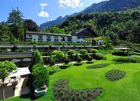 Отель Park-Hotel Sonnenhof сад