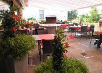 Отель Hotel Restaurant Schaanerhof ресторан