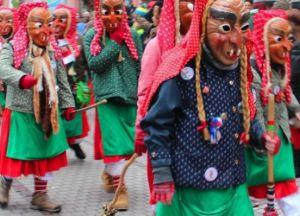 Весенний карнавал