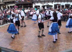 Танец лендер