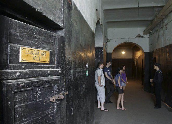 Тюрьма Каросты