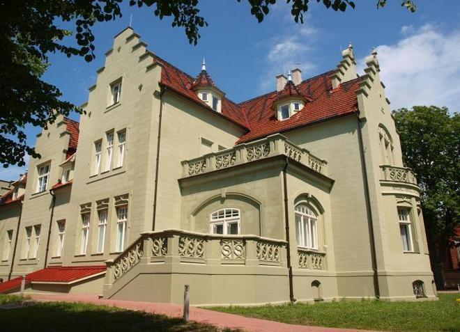 Городской музей в Лиепая