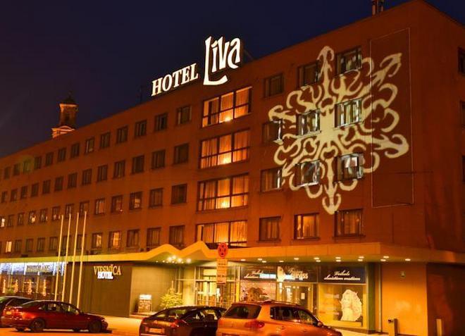 Отель Liva