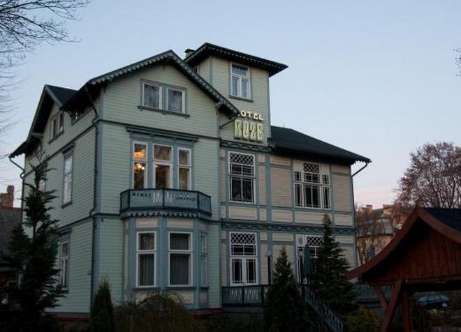 Отель Roze