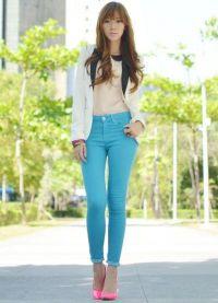 Lekkie jeansy 1
